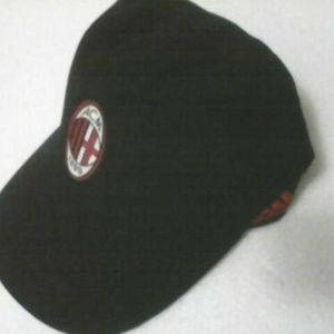new Adidas AC Milan Soccer Hat/Cap ACM Football